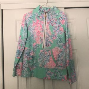 NWOT Lilly Pulitzer Popover